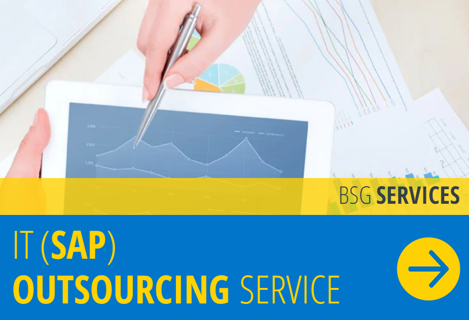 IT (SAP)<br>OUTSOURCING SERVICE