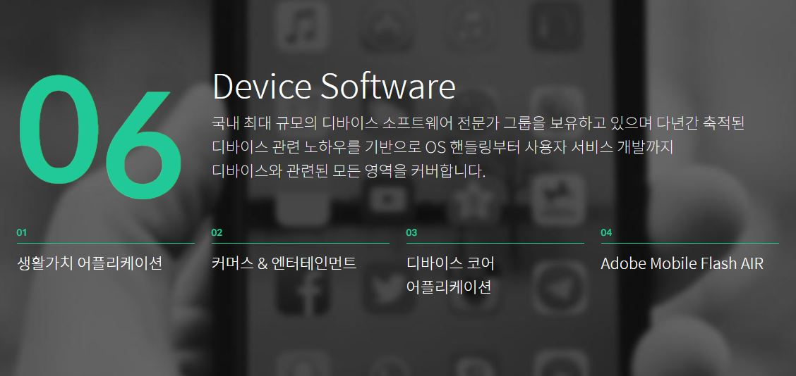 Device Software
